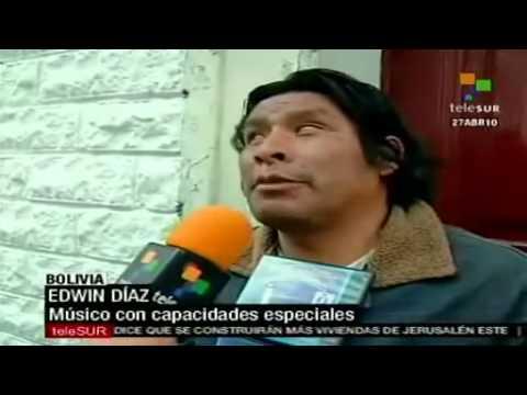 Hombre Ciego Con La Voz De Marco Antonio Solis