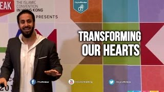 Transforming our Hearts – Hamza Tzortzis
