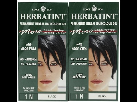Hair Color Review- Herbatint Hair Color Gel - Cruelty Free Hair Dye