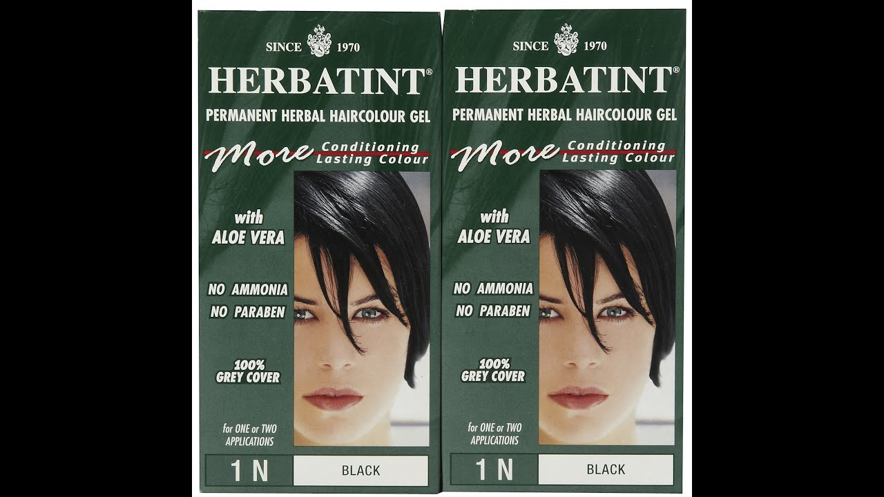 Hair Color Review Herbatint Hair Color Gel Cruelty Free