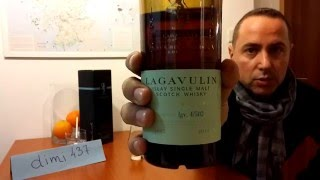 Виски обзор 81. Lagavulin Distillers Edition , 1997 ,43% Alc