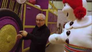 Bonhomme meets Michel Barrette