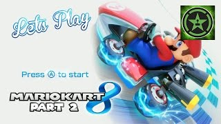 Let's Play - Mario Kart 8 Part 2
