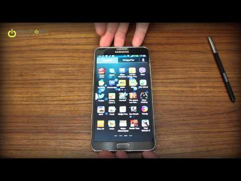 Galaxy Note 3 İnceleme