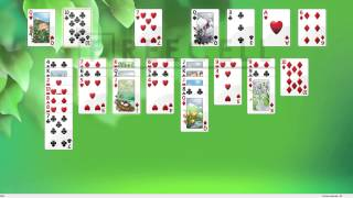 Solution to freecell game #6234 in HD
