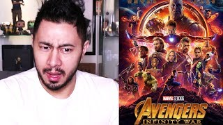 AVENGERS: INFINITY WAR | Trailer #2 Reaction!
