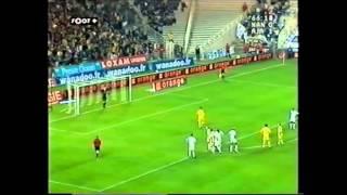 2001/2002, Nantes-Auxerre : 2-2