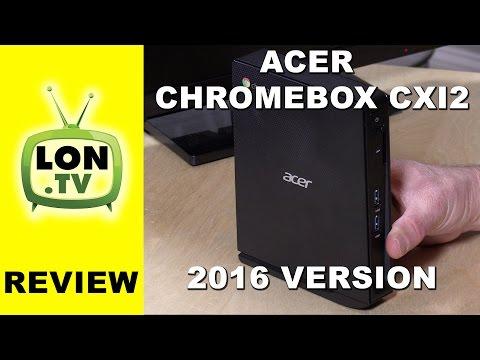 Acer Chromebox CXI2 (new, 2016) Review - CXI2-4GKM / CXI2-2GKM