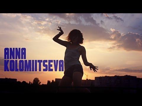 Anna Kolomiitseva MESSAGE DANZAS