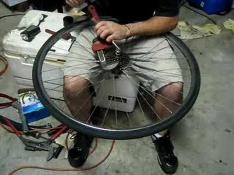 how to change shimano gear when riding