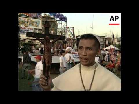PHILIPPINES: MANILA: INTERNATIONAL GAY PRIDE MONTH CELEBRATIONS