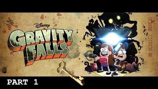 All of Gravity Falls Season 2 Keyword Locations Part 1 | TheNextBigThing