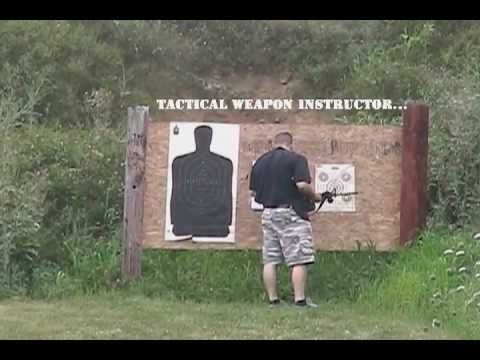 Gun Commercial (FN 57 pistol, AR-15 Assault Rifle) Video