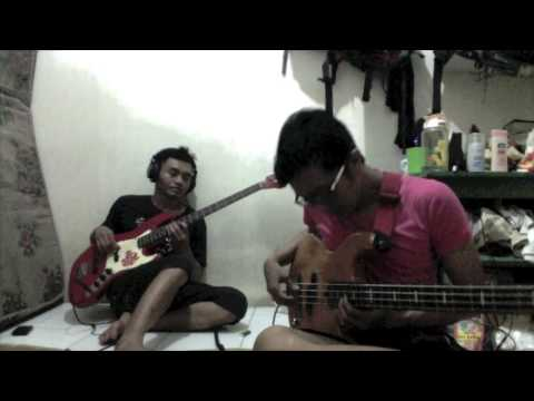 Koes Plus - Jemu (funk bass cover by dwarafabe)