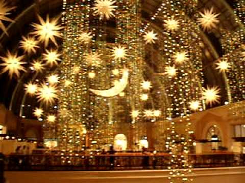 Ramadan Decorations At The Mall Of The Emirates Youtube