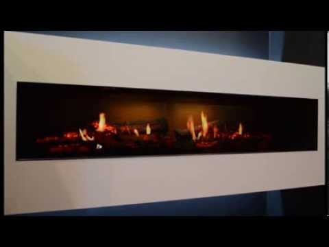 Log Fire Effect Electric Heaters