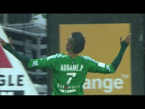 Pierre-Emerick Aubameyang's best goals / 2012-13