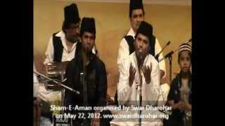 Shan-E-Karam by Athar Hayat Nizami at Sham-E-Aman