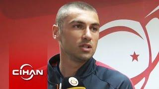 Galatasaraylı Futbolcular Kupa şampiyonluğunu Değerlendirdi