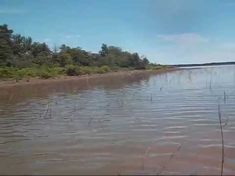 eufaula bowfishing.wmv