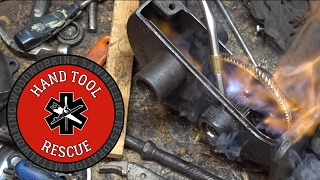 1902 Champion Blower & Forge Co.  No. 400 Forge Blower (Part One) [Restoration]