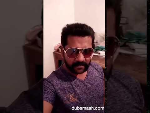 Dilran adhavan Dubsmash Tamil surya fan Dilran