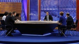 Интервью Дмитрия Медведева пяти российским телеканалам (ПОЛНАЯ ВЕРСИЯ)