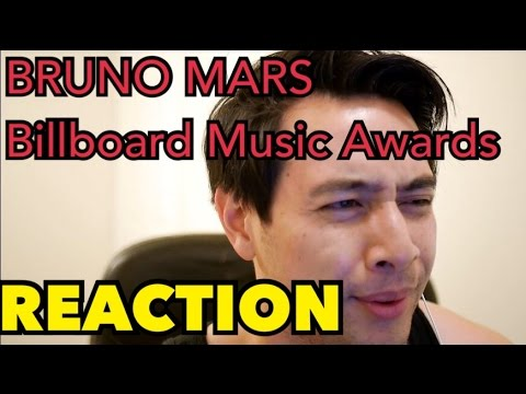 Bruno Mars - Versace on the Floor [Billboard Music Awards 2017] RonFiltered REACTION