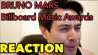 Bruno Mars Versace on the Floor Billboard Music Awards 2017 RonFiltered 1 REACTION