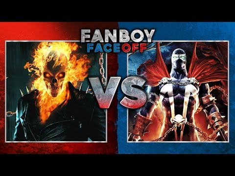Ghost Rider vs Spawn: Fanboy Faceoff