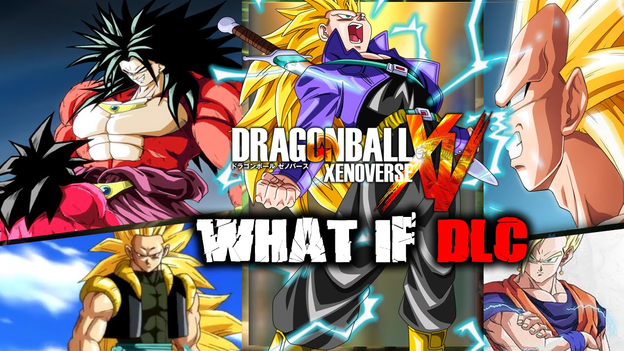 Ball Xenoverse What If DLC