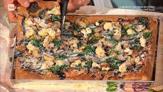 Pizza dell'orto - E' sempre Mezzogiorno 15/01/2021