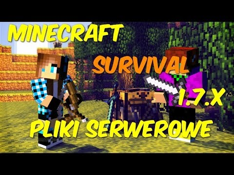 [#1] Minecraft Server - Pliki Serwerowe by xVanith