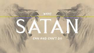 What Satan can and can't do- Evangelist Bruce Mejia KJV Preaching