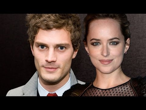 Jamie Dornan and Dakota Johnson Talk Fifty Shades Of Grey