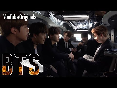 Ep6 Moonchild | BTS: Burn the Stage