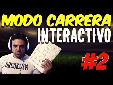 FIFA 15 | MODO CARRERA INTERACTIVO | Ep2 | DoctorePoLLo