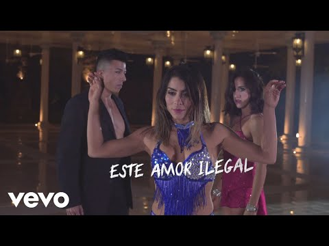 María León - Amor Ilegal (Lyric Video) ft. Morenito De Fuego