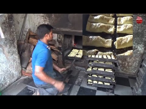 #veg puff near charminar || Apple Street Food