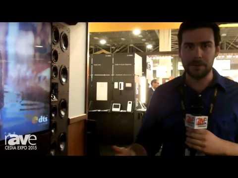 CEDIA 2015: James Loudspeakers Introduces New Curved Soundbar System