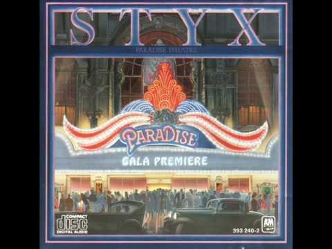 Styx - Rockin The Paradise