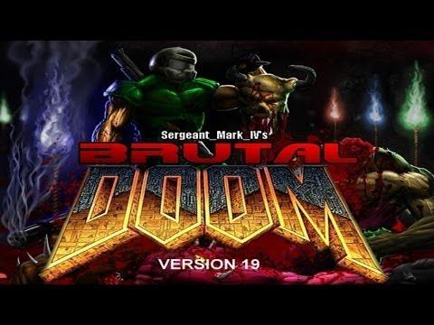 Лучшие моды: Brutal Doom