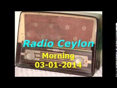 Radio Ceylon 03-01-2014~Friday Morning~02 Purani Filmon Ka Sangeet