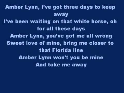 Mayday Parade - Amber Lynn (new song) 2011 lyrics on screen!