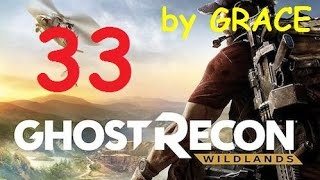 GHOST RECON WILDLANDS gameplay ITA EP 33 LA PLAGA by GRACE