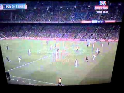 Luis Suarez.gol! BARCELONA VS REAL MADRID