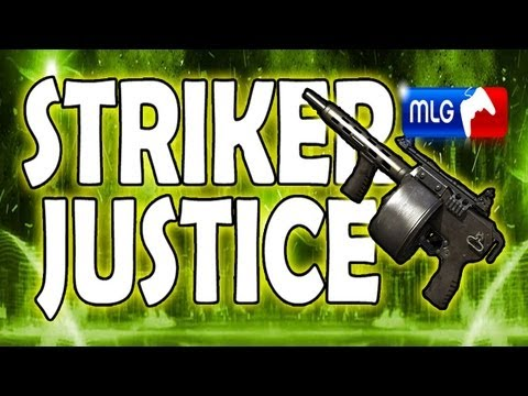 Striker Justice: GameBattles w/ Woody (Modern Warfare 3)