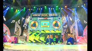 Mirchi music awards south - Charmi