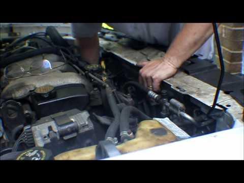 How To Change A 2000 2003 Malibu Radiator Fan Assembly