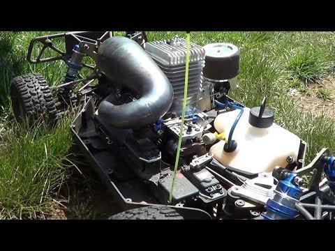 Losi 5ive T 70cc RCMAX Engine !